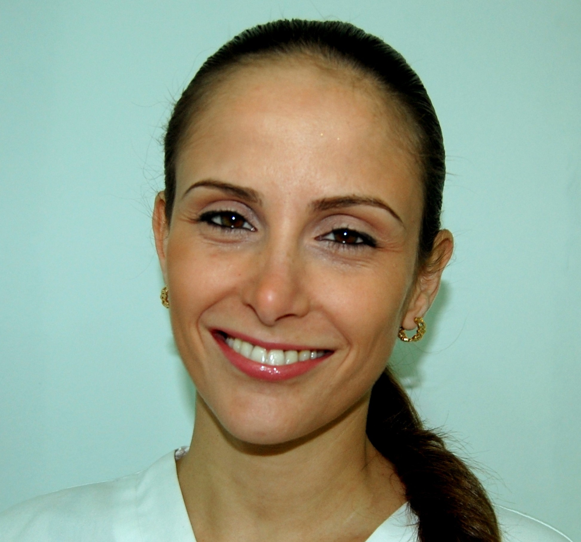 Odontóloga Carolina Menéndez