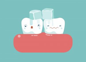 causas sensibilidad dental